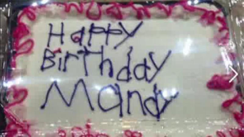 Birthday mandy happy Happy Birthday