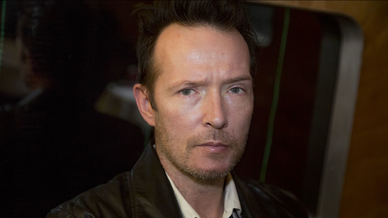 Manager: Ex-Stone Temple Pilots frontman Weiland dies
