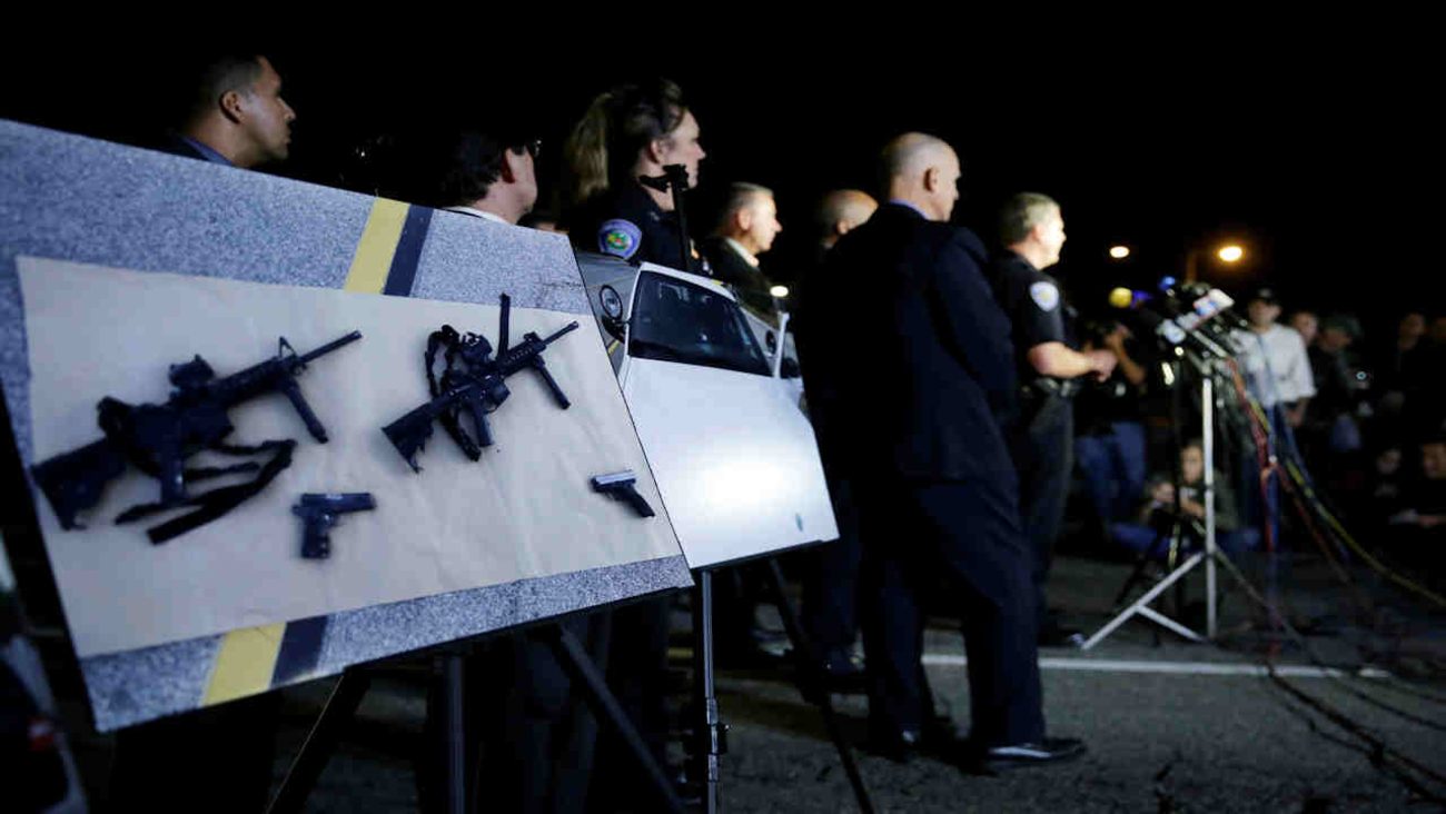 How the San Bernardino terrorist attack inspired efforts