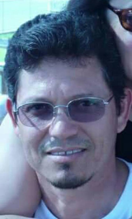 Juan Espinoza, 50, is seen in an undated photo.