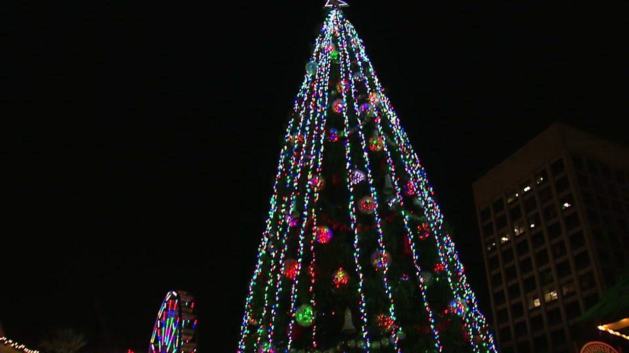 bay area life san joses christmas in the park abc7newscom