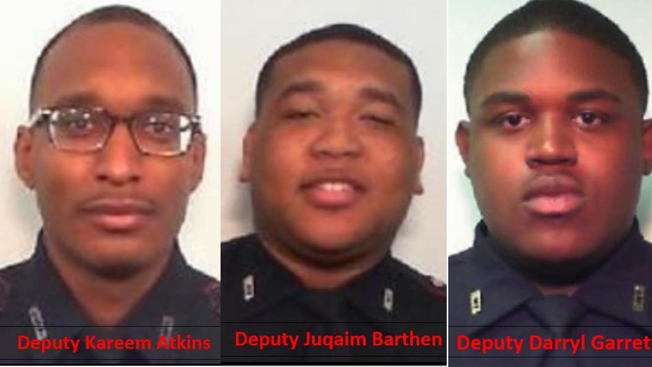 Harris County Pct.  4 deputy constables shot dead, 2 other deputies injured at I-45 North Freeway nightclub near Crosstimbers