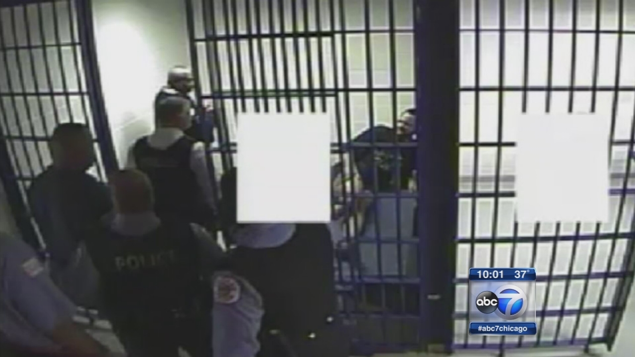 CPD releases video of Taser incident