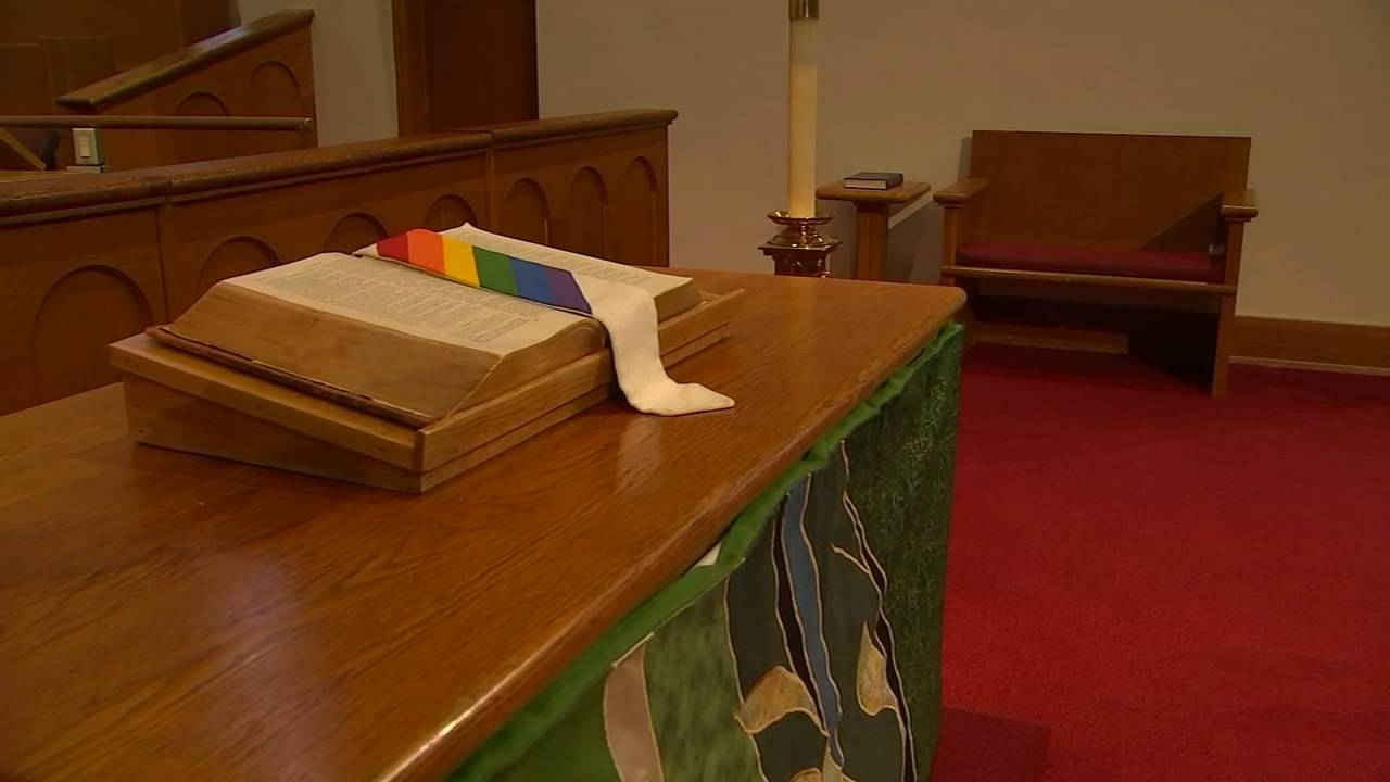 This Historic Raleigh church has been supporting LGBT equality since the 1950s