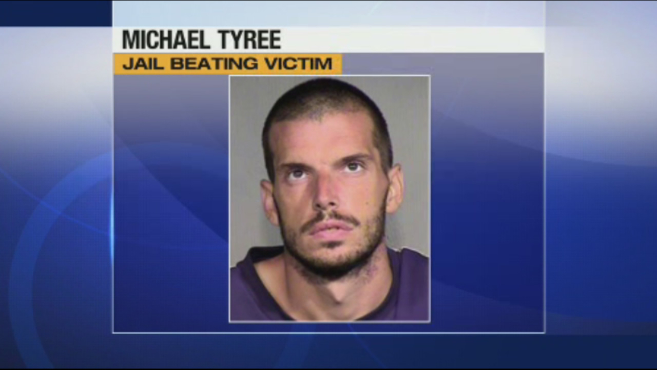An autopsy showed 31-year-old Michael Tyree died from blunt force trauma and internal bleeding in August.