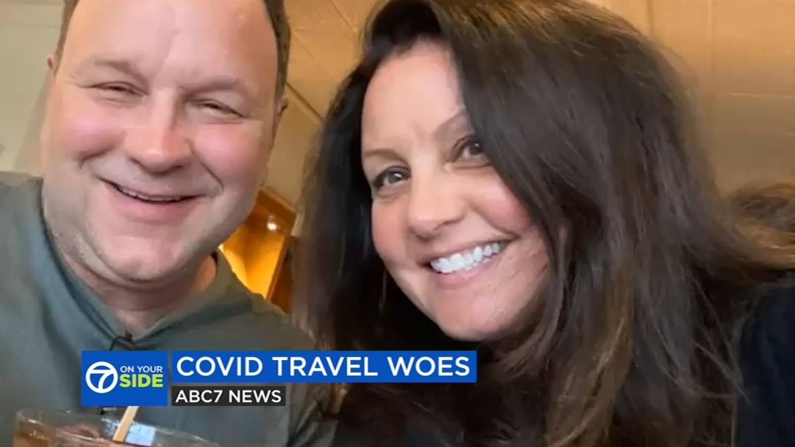 CA couple arrested for trying to board their connecting flight in Switzerland during COVID
