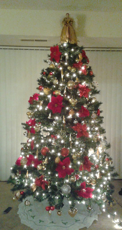 "<div class=""meta image-caption""><div class=""origin-logo origin-image none""><span>none</span></div><span class=""caption-text"">Viewer shares photo of Christmas tree at home in San Jose, Calif. (Photo sent to KGO-TV by @hannah_jhoy/Twitter)</span></div>"