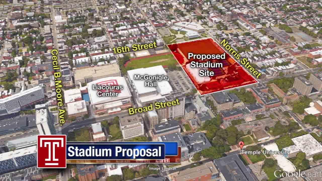 Naacp Calls On Temple University To Build Stadium In Rittenhouse