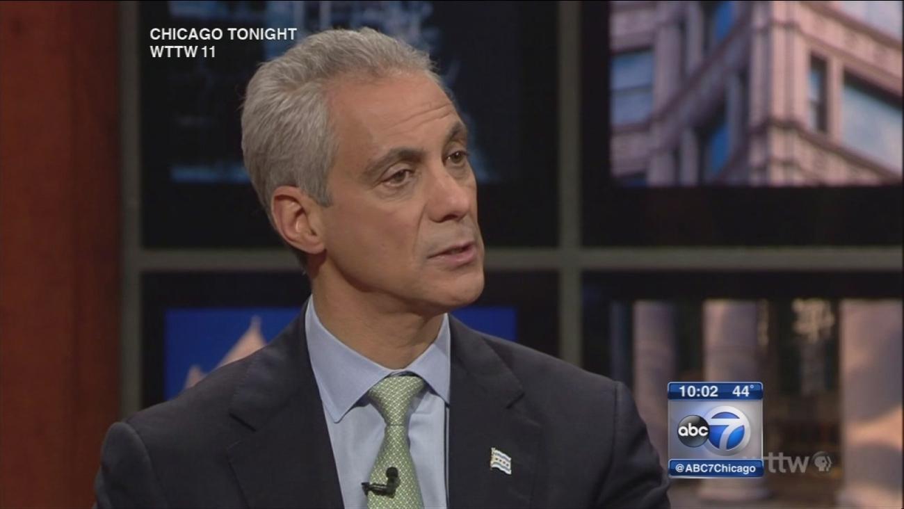 Emanuel to address city council
