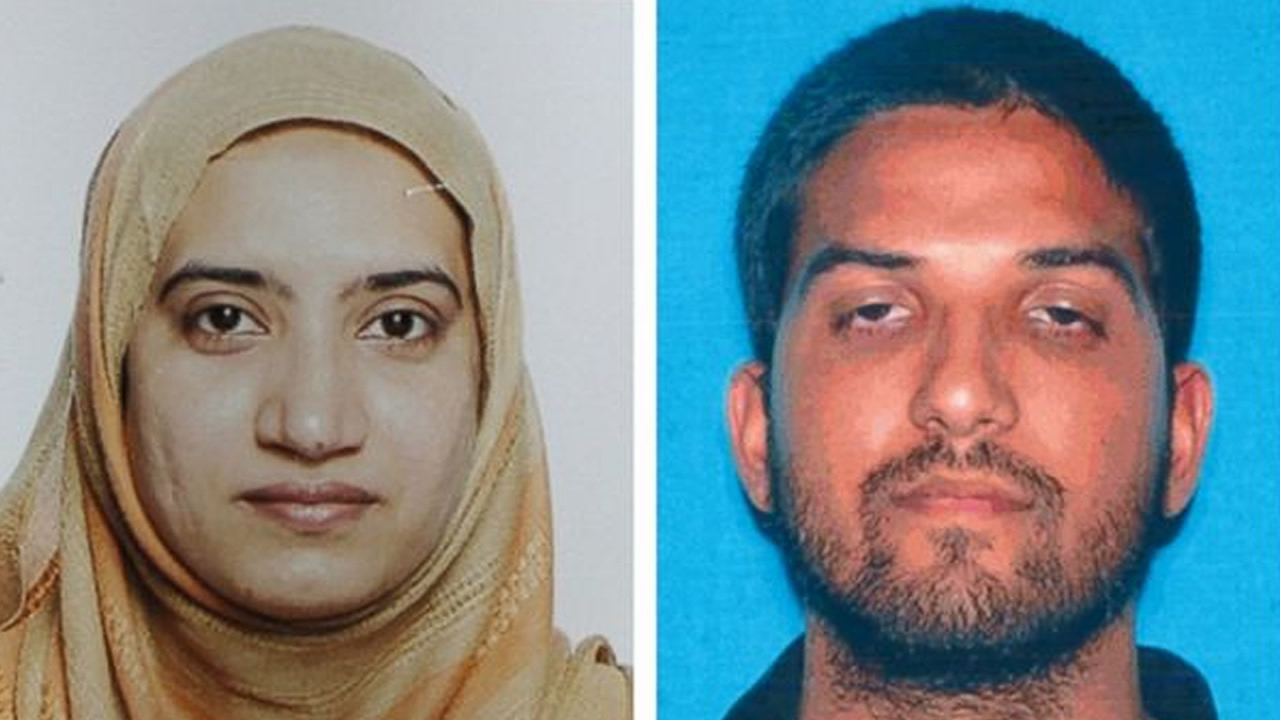 Tashfeen Malik, 29, and Syed Rizwan Farook, 28, have been identified as the shooters in the Dec. 2 San Bernardino shooting, which left 14 people dead and 21 others injured.
