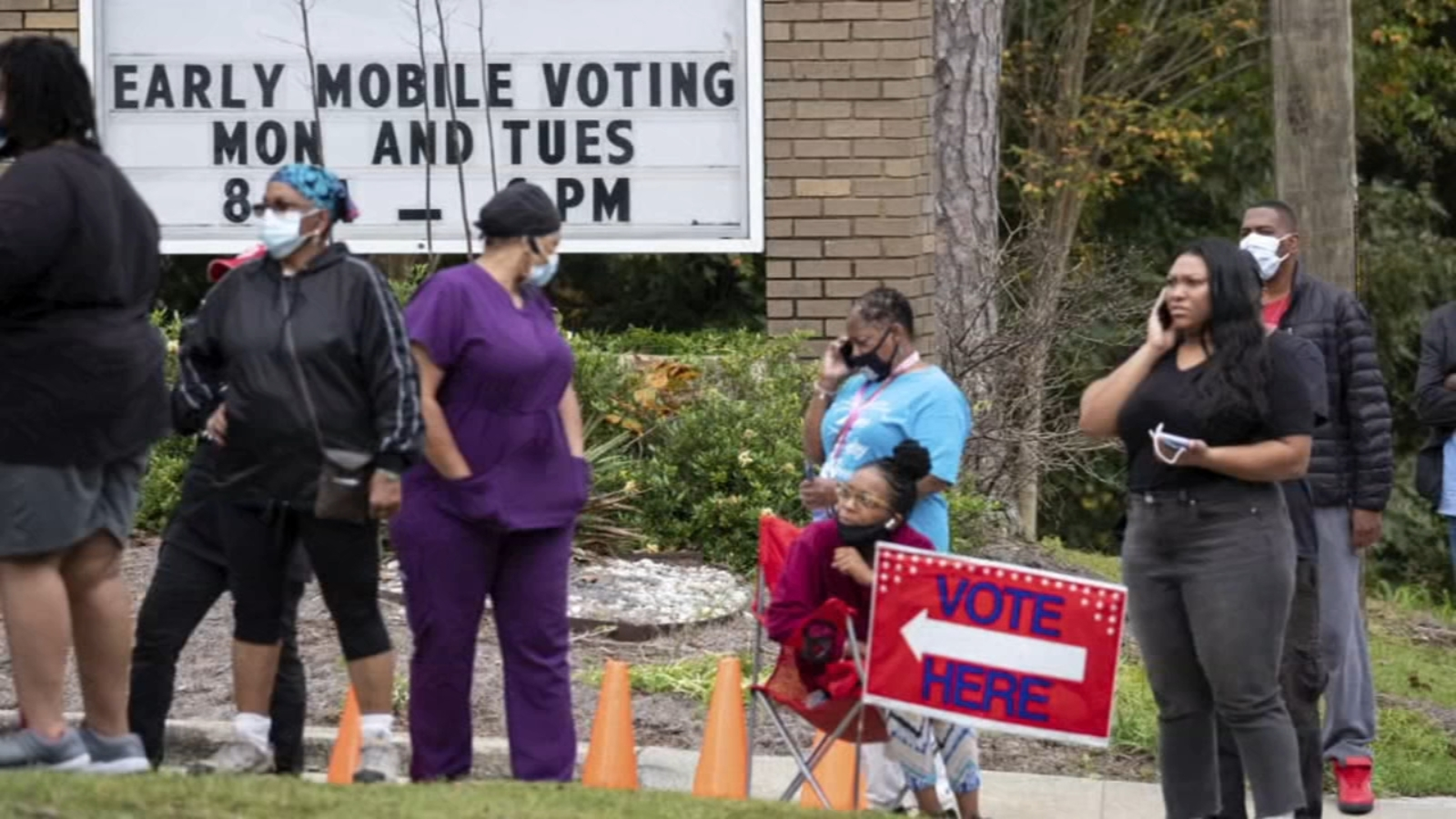 Wisconsin audit finds elections 'safe and secure' after Republican voter fraud concerns