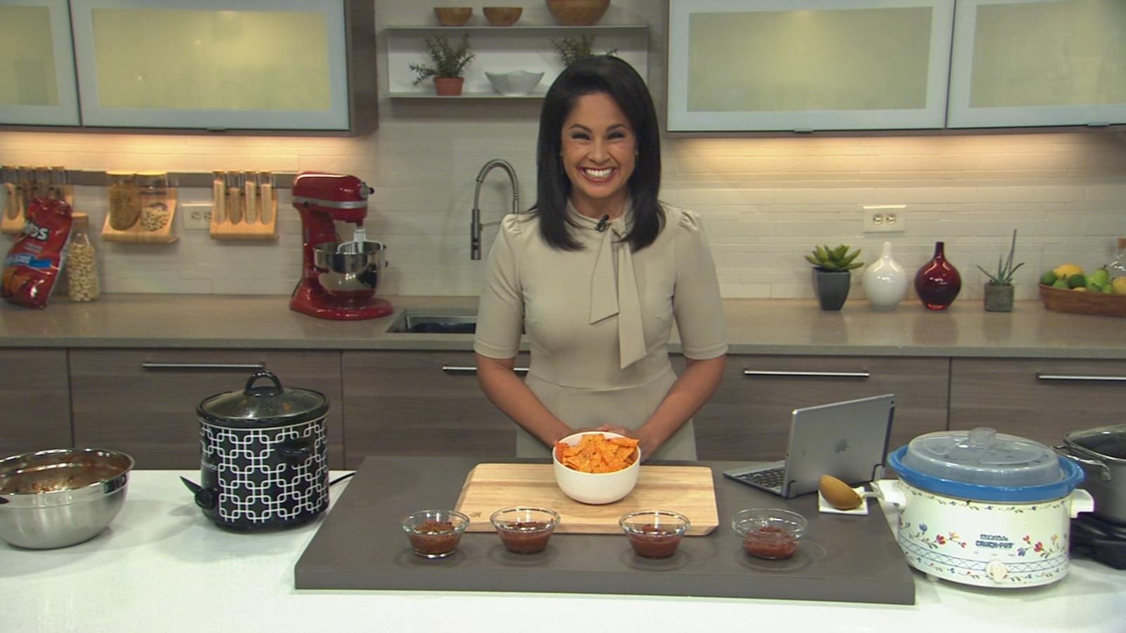 Vegan chili recipe puts healthy spin on classic fall food