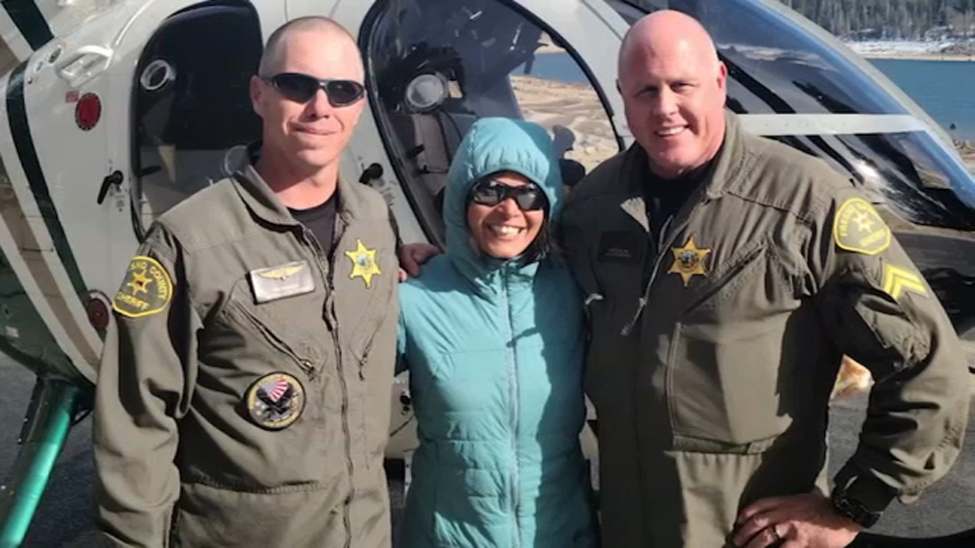 'Hope keeps you alive': Hiker survived 48 hours in forest with only a little water and a tangerine