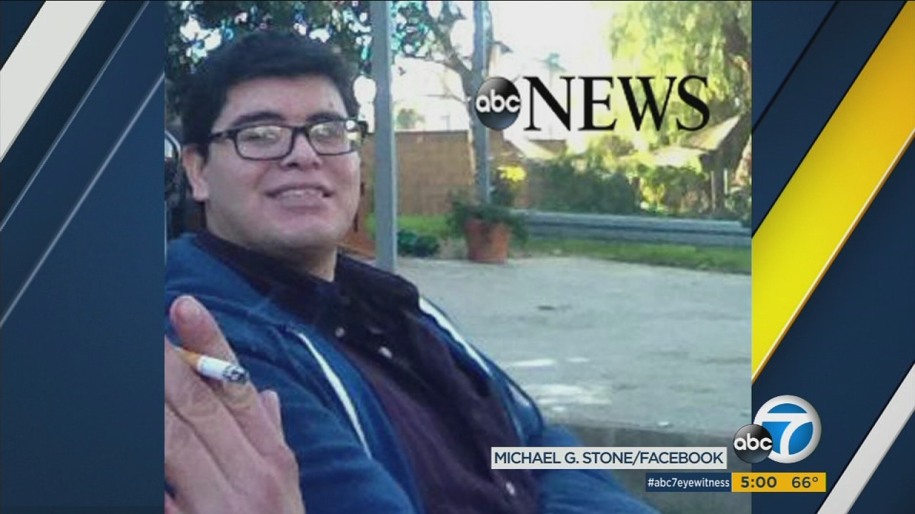 Enrique Marquez, the former neighbor of San Bernardino shooter Syed Farook, is seen in this photo provided by ABC News.