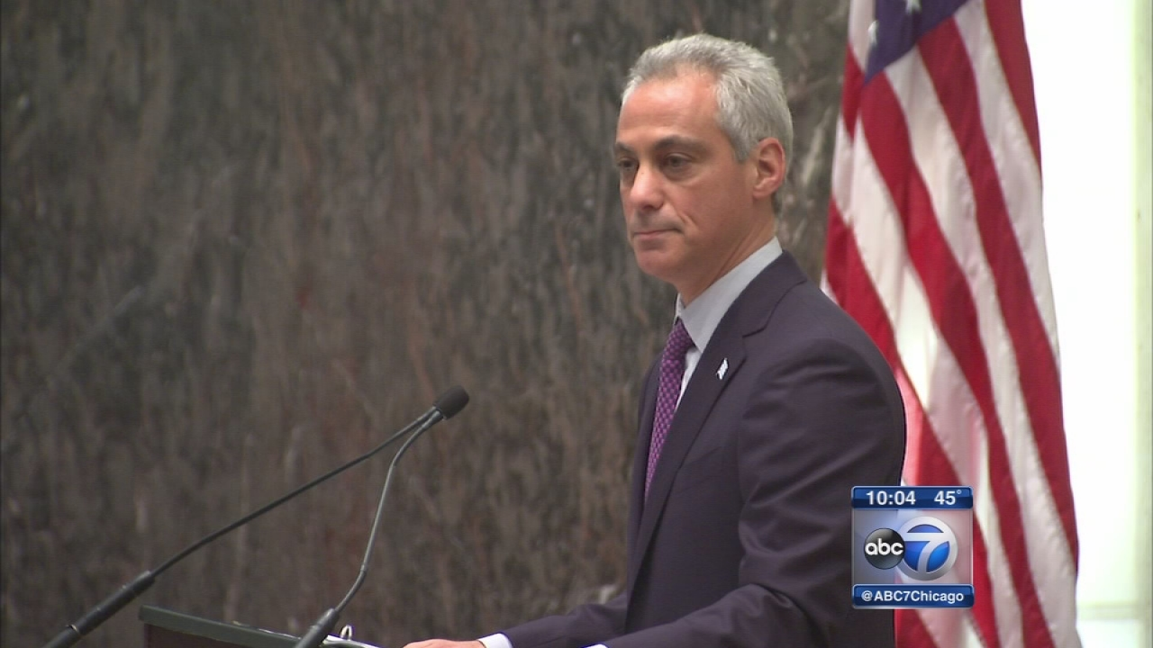 Rahm apologizes, some say too late