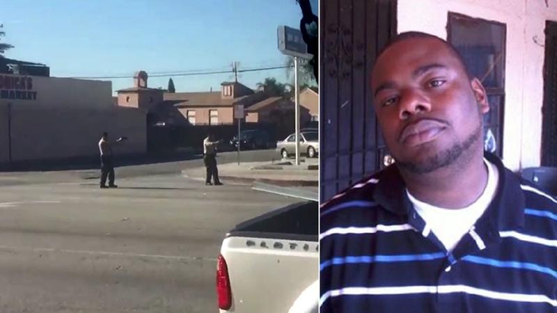 Suspect killed in Lynwood deputy-involved shooting