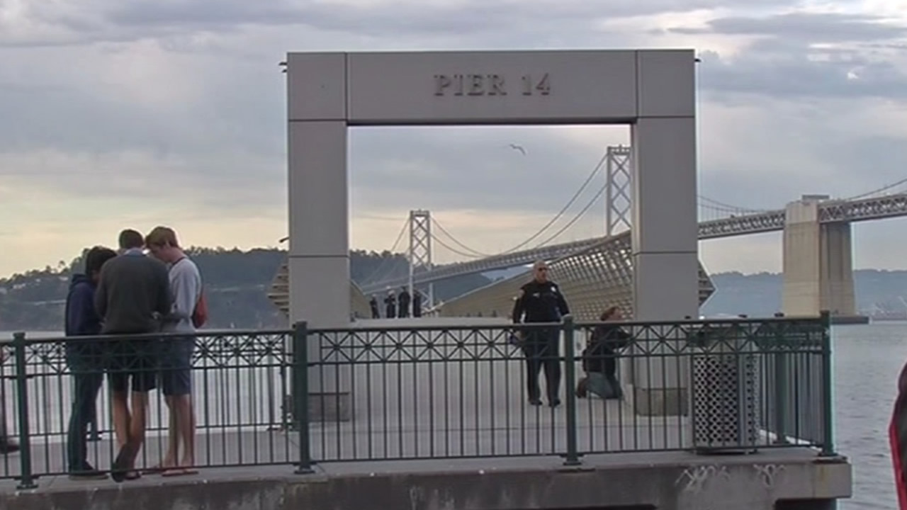 Pier 14 in San Francisco is the sight of the fatal shooting of Kate Steinle.
