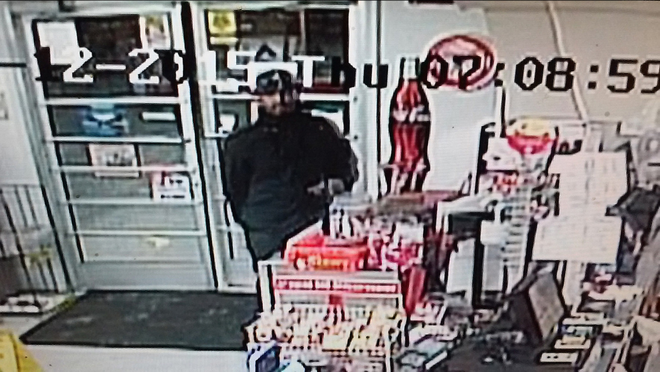 Clayton Police need your help to identify an armed robber who entered the Howard's Mini Mart on Barber Mill Road on Nov. 12.