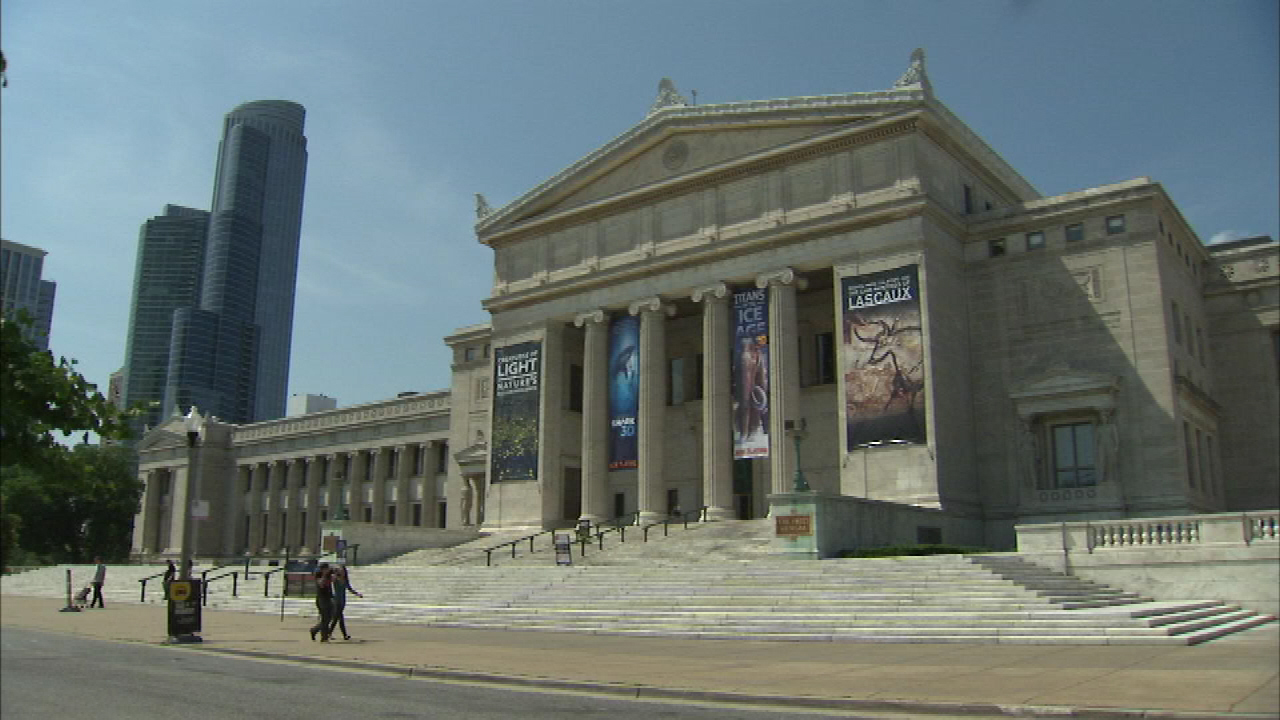 field museum announces 2018 free days for illinois residents rh abc7chicago com field museum free days sept 2018 field museum free admission 2018