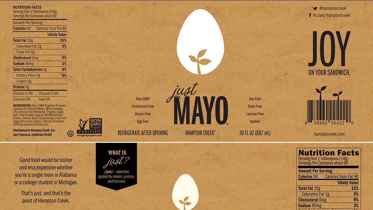 Just Mayo
