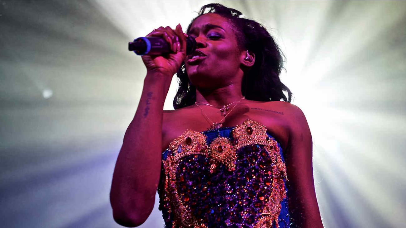 Rapper Azealia Banks Arrested After Allegedly Biting -9922