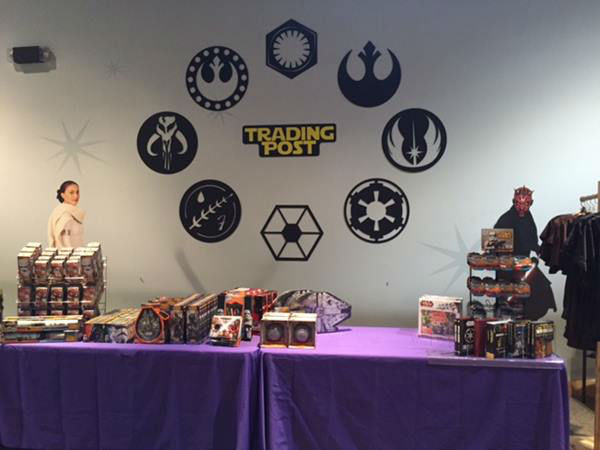 <div class='meta'><div class='origin-logo' data-origin='none'></div><span class='caption-text' data-credit='WTVD Photo'>The Marbles Kids Museum transformed for opening night of &#34;Star Wars: The Forse Awakens&#34;</span></div>
