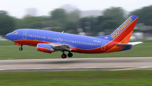southwest airlines rewards complainers with visa gift cards abc13com - Southwest Airlines Visa Card