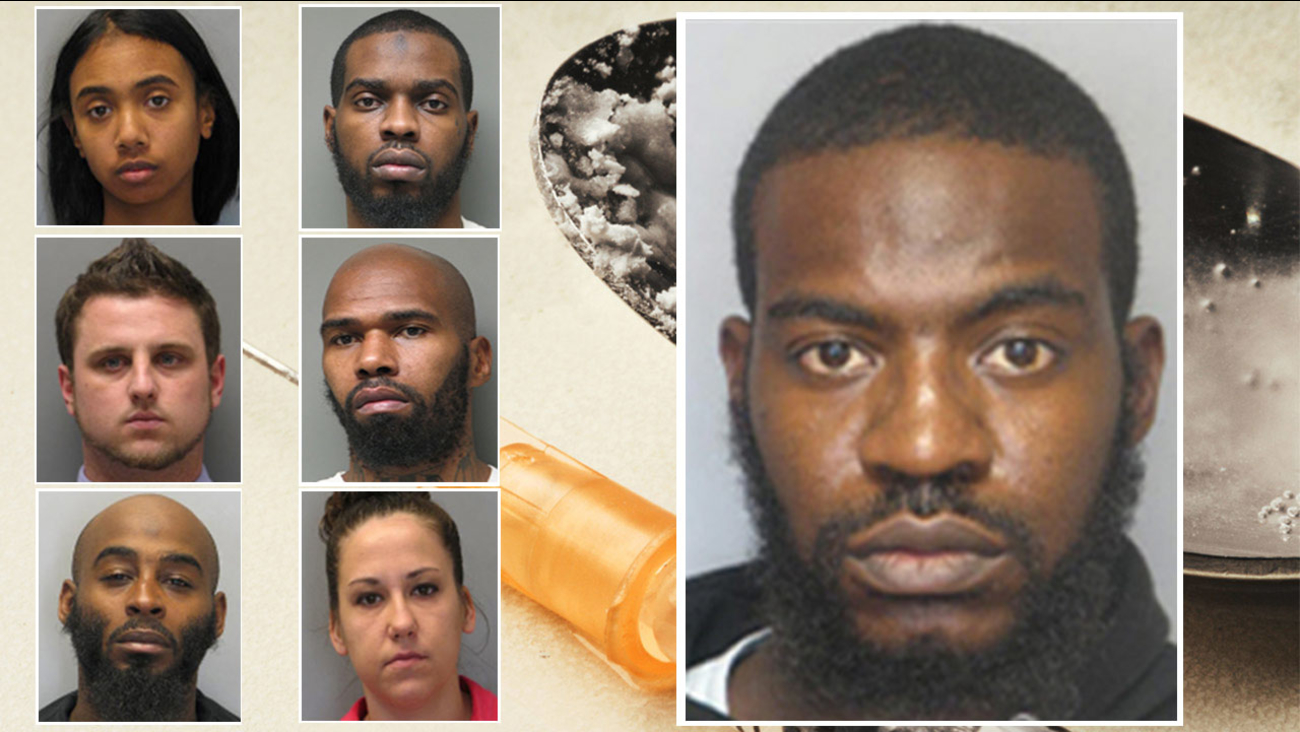 46 convictions or pleas in drug trafficking case | 6abc com