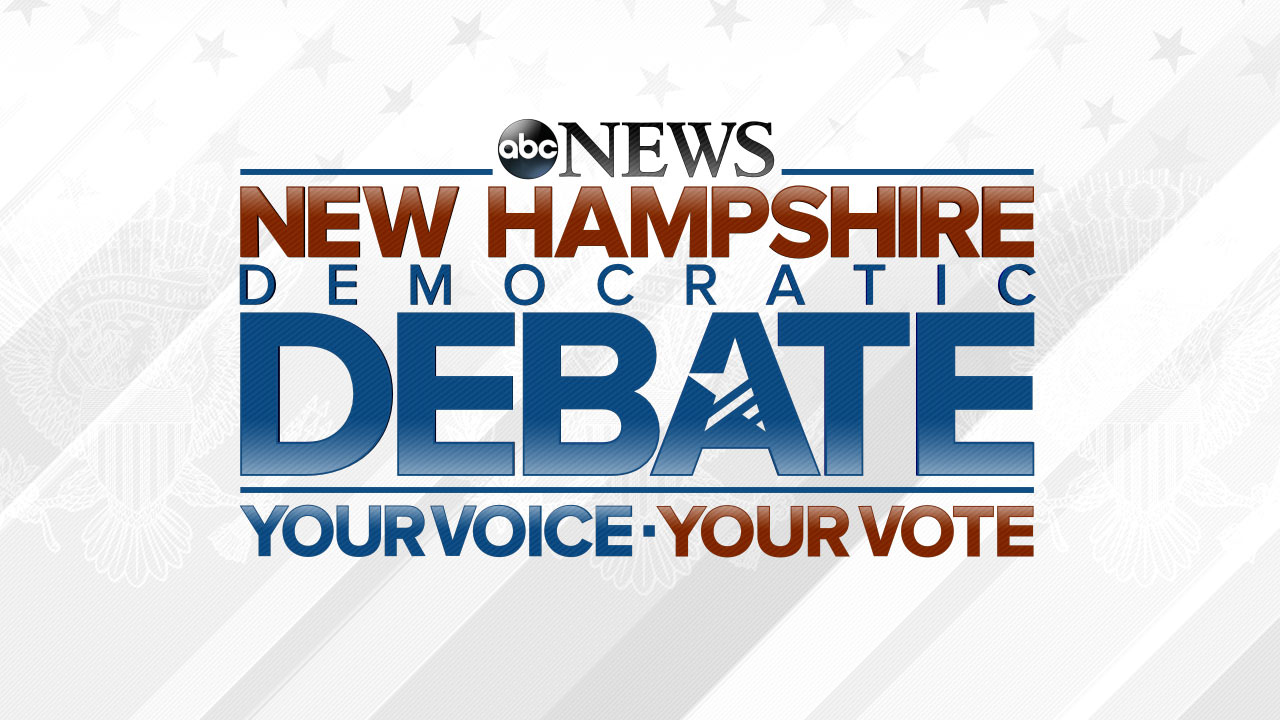 WATCH LIVE: Democratic debate in New Hampshire - ABC News ...