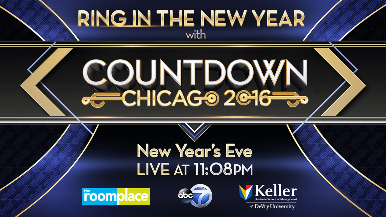 Countdown Chicago 2016