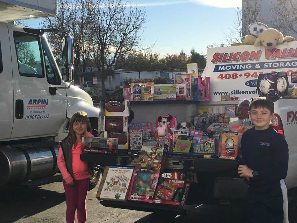 "<div class=""meta image-caption""><div class=""origin-logo origin-image none""><span>none</span></div><span class=""caption-text"">In this December 2015 photo, 10-year-old Joey Childs and his sister pose with toys he's collected for the Marine Corps' Toys for Tots campaign in Willow Glen, Calif. (KGO-TV)</span></div>"