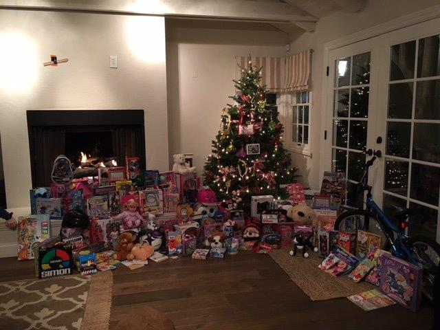 "<div class=""meta image-caption""><div class=""origin-logo origin-image none""><span>none</span></div><span class=""caption-text"">In this December 2015 photo you see see toys that 10-year-old Joey Childs has collected for the Marine Corps' Toys for Tots campaign in San Jose, Calif. (KGO-TV)</span></div>"