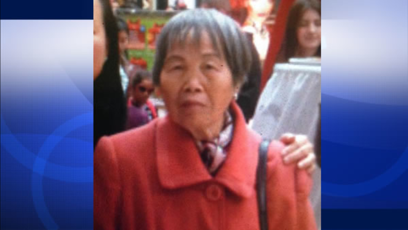 Li Yin Yan, 76, was fatally struck by two vehicles on Saturday, December 19, 2015 in San Jose, Calif.