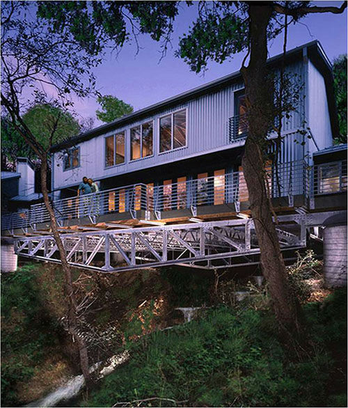 "<div class=""meta image-caption""><div class=""origin-logo origin-image none""><span>none</span></div><span class=""caption-text"">The Light House in River Oaks, is just one of Adams Architects award-winning green designs. (Photo/Courtesy of Joe Aker and Gary Zvonkovic)</span></div>"