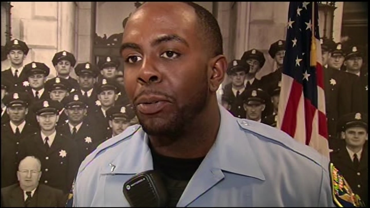 SFPD recruit Officer Ricky Williams recalls the moment when he saved the life of a baby who stopped breathing in San Leandro, Calif.