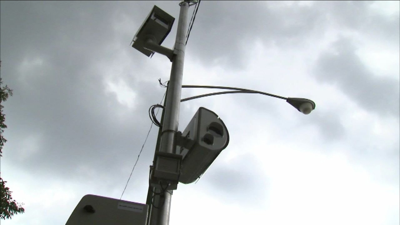 Two new speed cameras in Chicago will begin issuing tickets.