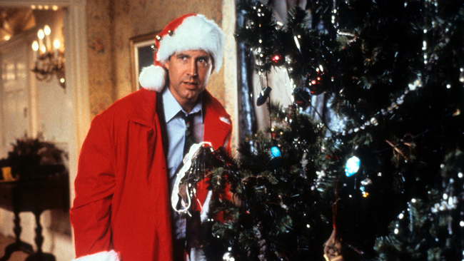 Image result for chevy chase christmas tree
