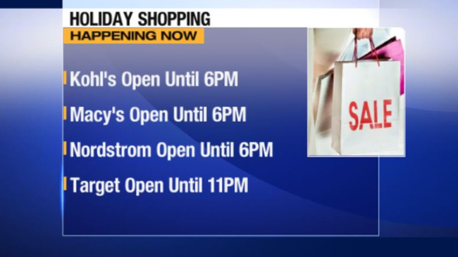 if you have not finished your christmas shopping its not too late as many stores will be open through thursday evening - Nordstrom Christmas Hours