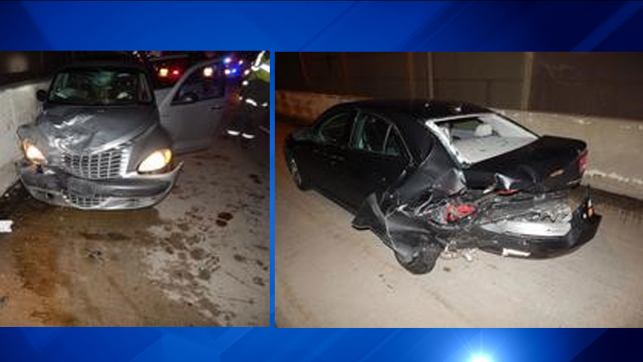 Woman dies after Lake County, Ind , crash   abc7chicago com