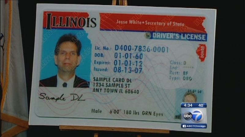Illinois Licenses Ids No Longer Federally Compliant Under Real Id