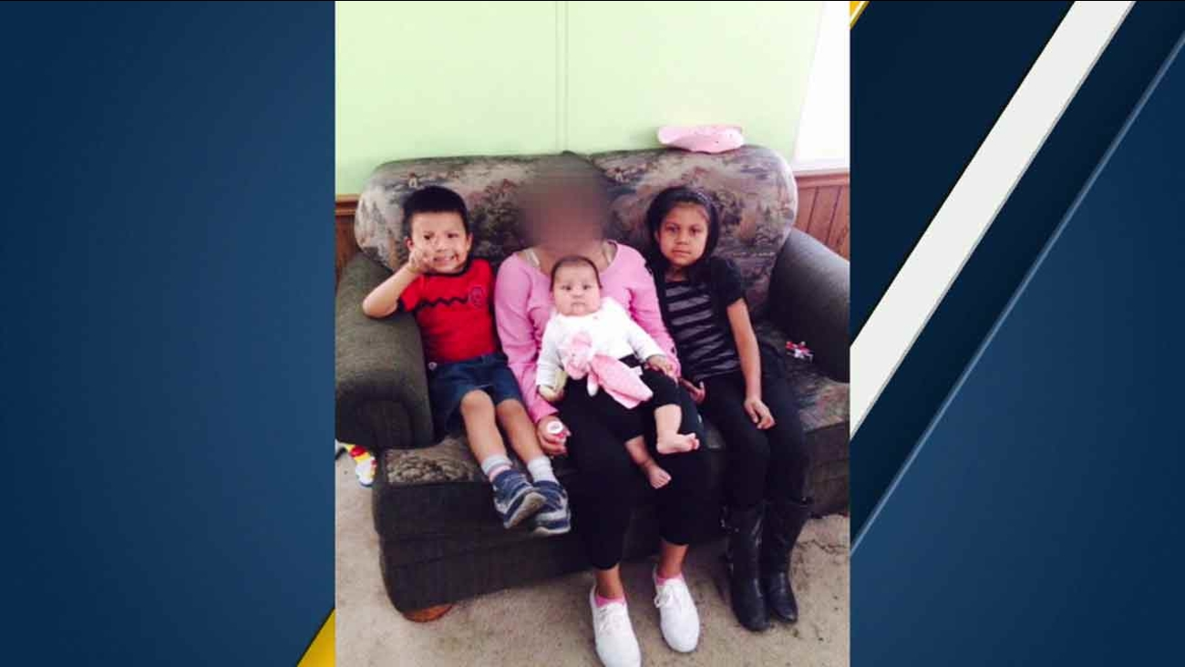 Three children who died in a house fire at Big Bear Lake on Christmas day, Dec. 25, 2015.