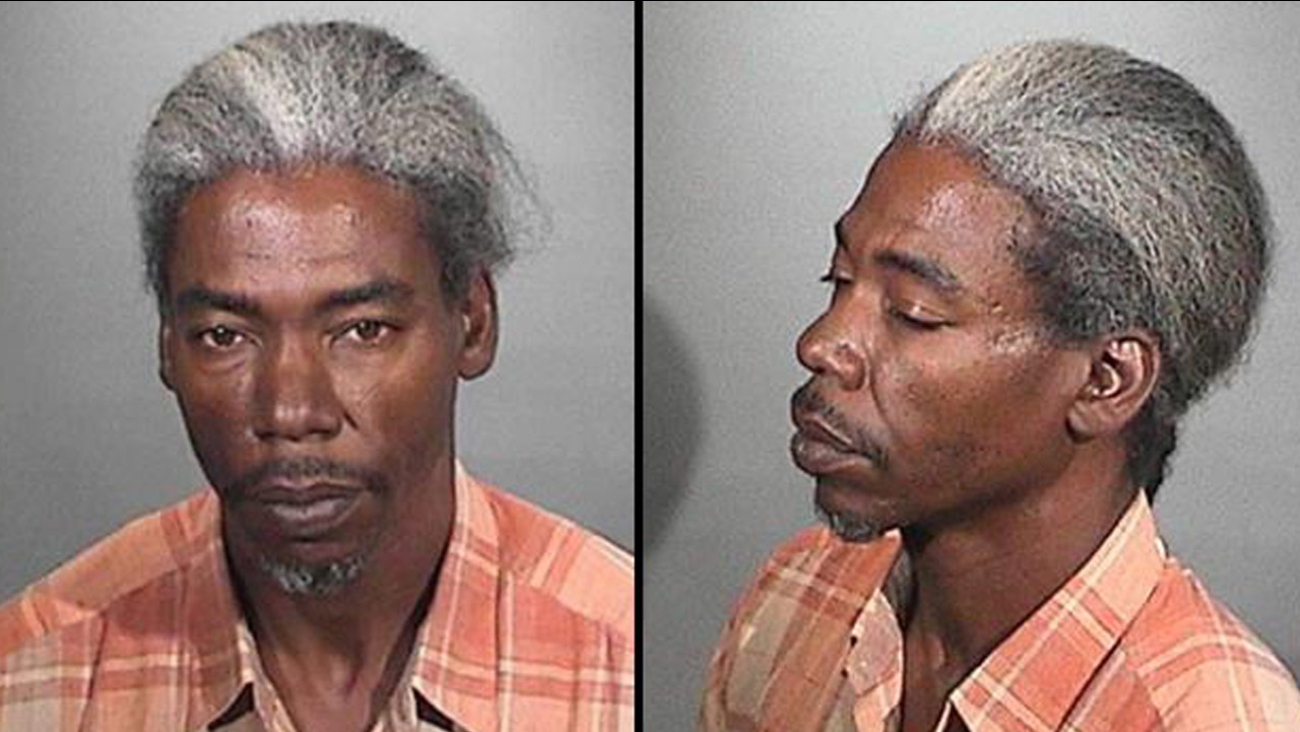 Clarence Duwell Dear, 51, of Pomona, is shown in an undated photo.