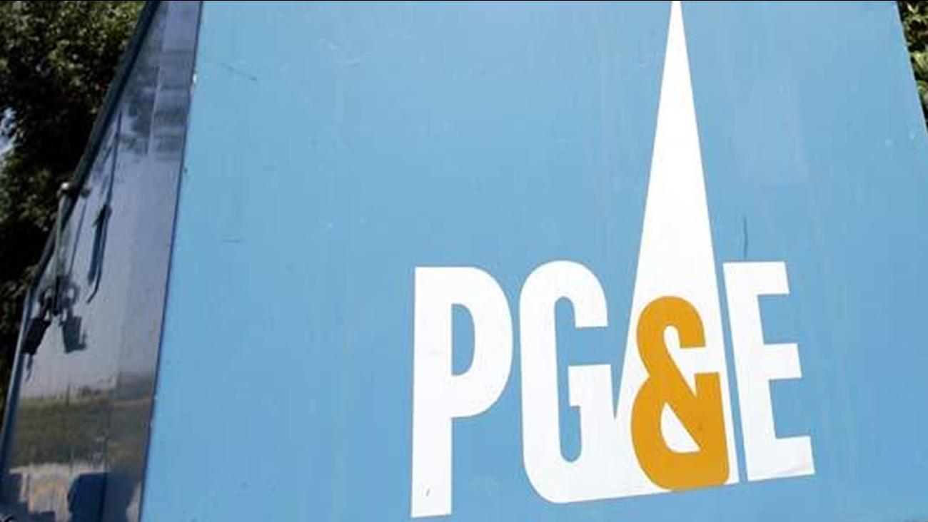 PG&E's logo