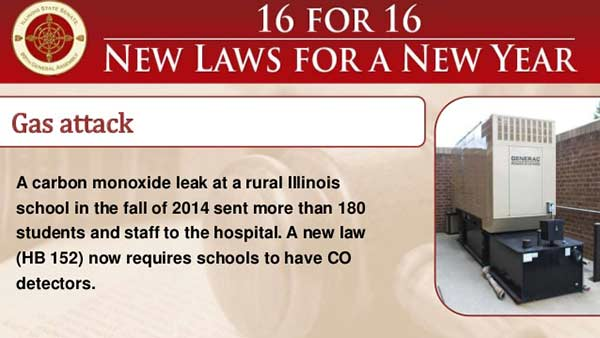 New Illinois Laws in 2019 take effect January 1