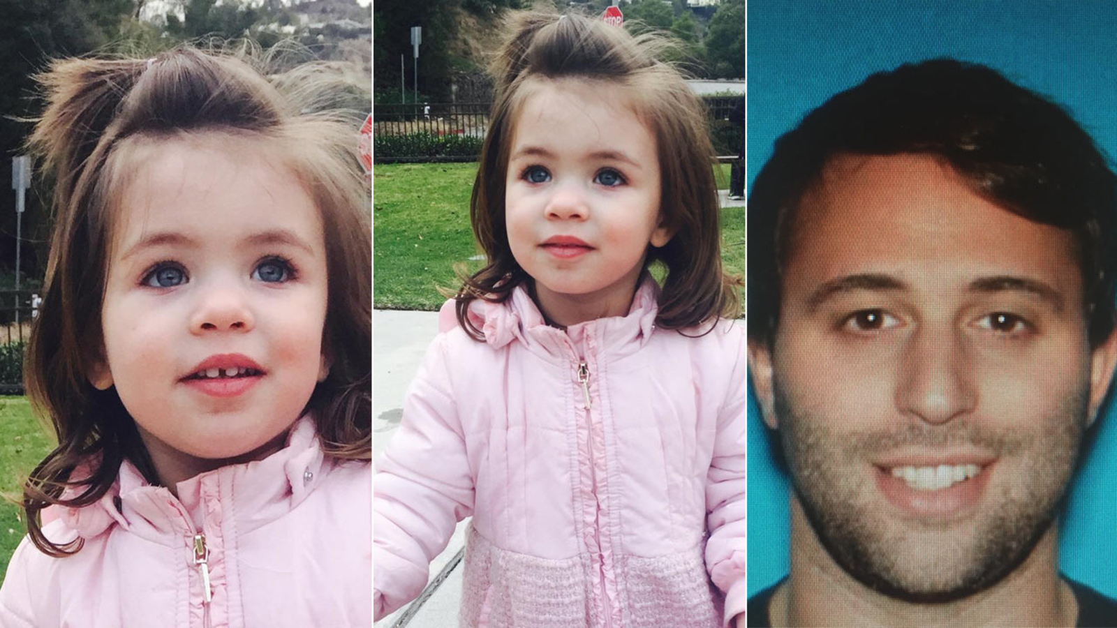 2-year-old girl abducted by father during supervised visit in Fairfax District