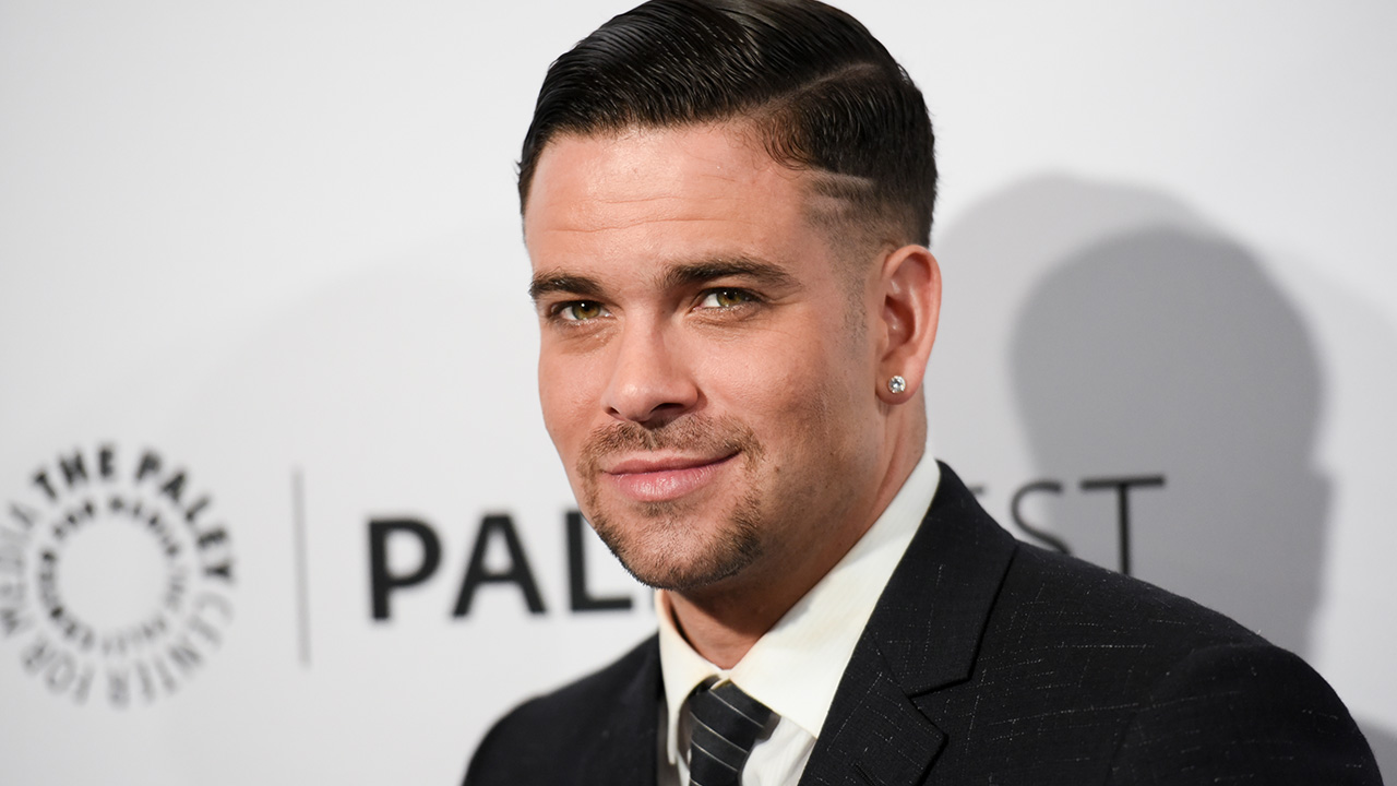 Mark Salling arrives at the 32nd Annual Paleyfest : 'Glee' held at The Dolby Theatre on Friday, March 13, 2015, in Los Angeles.