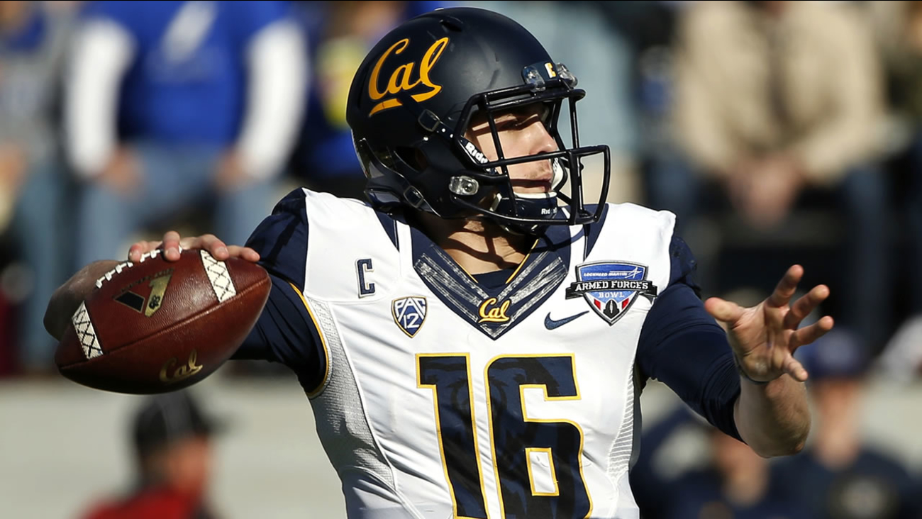Cal Quarterback Jared Goff To Enter Nfl Draft Abc7 San Francisco