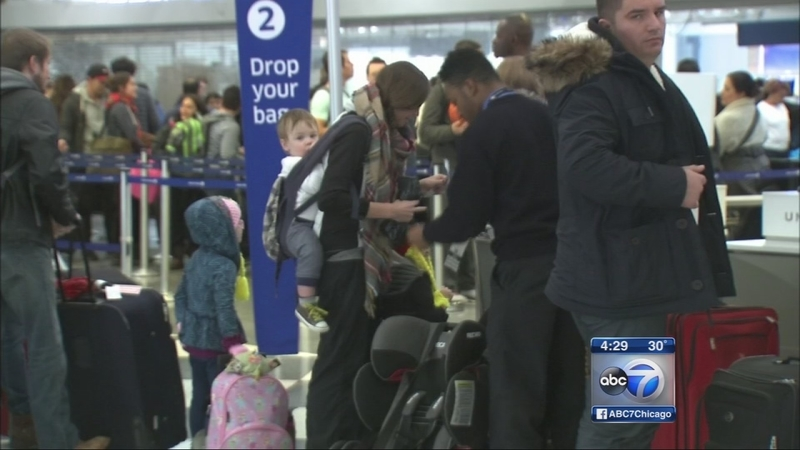 Days of delays take toll on travelers