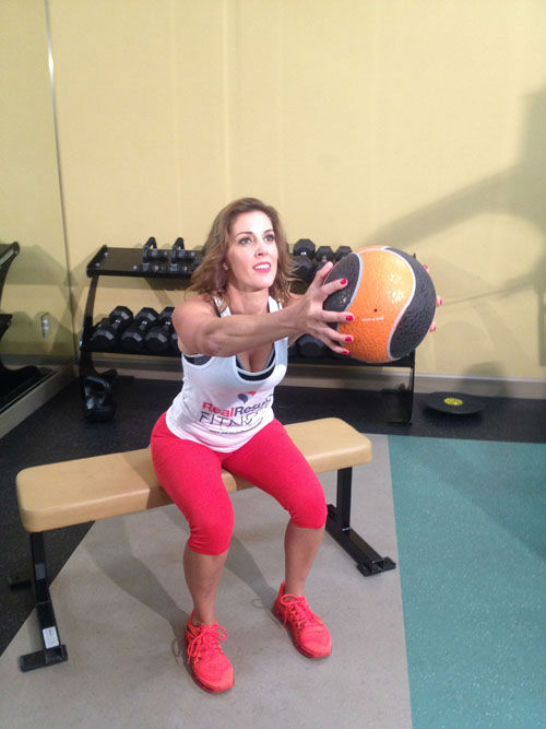 FIVE TO FAB: Five exercise moves to leaner legs | abc13 com