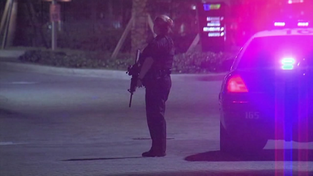 Florida college shooting